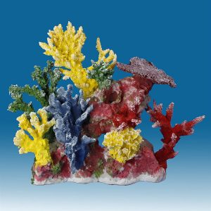 Instant Reef DM055 Artificial Coral Inserts Decor, Fake Coral Reef Decorations for Colorful Freshwater Fish Aquariums, Marine and Saltwater Fish Tanks reviews and user guide