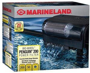 MarineLand Penguin 200 BIO-Wheel Power Filter reviews and user guide